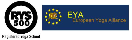 RYS 500 European Yoga Alliance